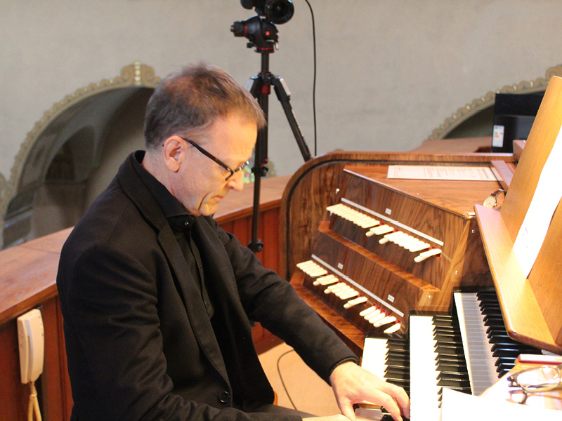 1. Konzert Orgelherbst 2019
